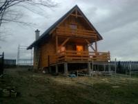 Domki Letniskowe, Domy drewniane, Domy z bali - Zbigniew Róg - Galeria robót